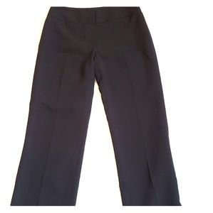 Black Kasper Dress Pants